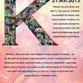 Eintrittskarte, Kultur gut Stärken, Lesung mit Ralf Ottmann - DER Lewitz-Ranger, Foto Andrea Weinke