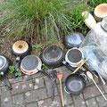 Foto Andrea Weinke-Lau - Verein baut Schlagzeug für ROCKEN FUER LAU