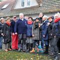 Foto Andrea Weinke-Lau, Verein Groß Laasch Flexibel e.V. aktiv dabei