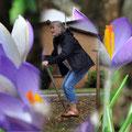 Andrea Weinke-Lau, Gross Laasch Flexibel e.V. - Pflanzaktion auf dem Karl-Moltmann-Platz in Gross Laasch