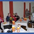 Foto Andrea Weinke-Lau - Gross Laasch Flexibel - Manfred Backhaus mit Reisebericht im Trend-Hotel in Banzkow