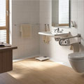 Salle de bain design accessible © Duravit AG