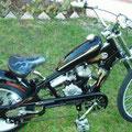 PedalChopper 80cc engine kit