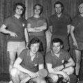 1976 3. Mannschaft: Reindanz, Fromm, Vogg, Kramer, Frey, Burgmaier