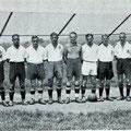 Meister der Kreisliga Schwarzwald 1930:  Eisenhardt (1. Vorsitzender), Doster, Müller, Uetz, Jäger, Strobel, Trapp, Nikolaidis, Schneider Fritz, Uhrig, Schneider Ernst, Nabholz, Kohland, Berger (Sportausschuss).