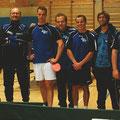 2009 Herren 1: Josef Brigandt, Manuel Boxler, Steffen Dörr, Daniel Notter, Markus Roth, Ben Kailer, Jonas Binninger