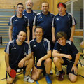 2014 Meister der Kreisklasse A: Sandro Loguercio, Manuel Boxler, Daniel Notter, Marco Wegener; Niko Kalchev, Rudolf Petermann, Alexander Lodemann
