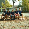 2009 Jungen 1: Sinan Atesöz, Tim Nowotsch, Daniel Bahm, Stefan Hölzl, David Christ