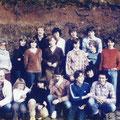 1980 Jugendausflug des FCW: Ferienlager im Schwarzwald, organisiert von Lothar Schäfer und Dieter Frey (Jahreszahl unsicher)