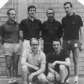 1970 3. Mannschaft Meister der Bezirksklasse: Fichtner, Klipfel, Mayer, Weinmann; Graf, Weber