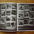 Polaroid-Doppelseite