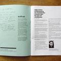 Editorial und Interview
