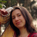 Monica Rincon (Harfe)