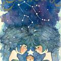 [ミニ原画]Gemini 2015.11 🔴
