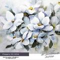 Flowers IX 2016 / Watercolour 30x40cm  on Fabriano CP © janinaB. 2016