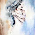 Feelings breakable 2011 (16) / Watercolour 24x32cm