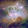 Bild: Lichtkristall MERA (Sternengefährte)