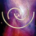 Bild: Lichtkristall JAWES (Schöpferkraft)