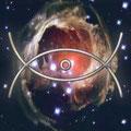 Bild: Lichtkristall ELTA (männliche Energie)