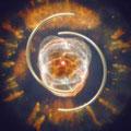 Bild: Lichtkristall OSAM (Heilung)