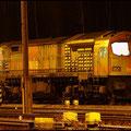 V330.1 Orange Tiger von HVLE am 06.02.2011 Chemnitz-Küchwald.