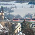 Und noch einmal die Regionalbahn von Cranzahl nach Chemnitz.