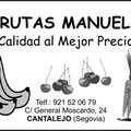 Frutas Manuela