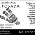 Meson-Bar La Posada