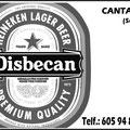 Disbecan