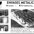 Envases Metalicos San Frutos.S.L