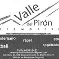 Valle del Piron