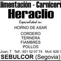 Alimentacion-Carniceria Heraclio