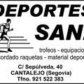 Deportes Sanz