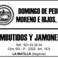 Embutidos y Jamones Domingo de Pedro Moreno e Hijos S.L