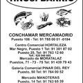 Mayoristas de Pescados y Mariscos  Hnos. Barrio