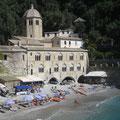 """2013-09-20 Cinque Terre - ITA: """"Abbazia di San Fruttuoso"""" - © reinhard uhlich"""
