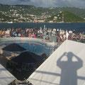 """2014-01-09 Charlotte Amalie / St.Thomas-Island - ISV:  """"Bye, bye! """" - © reinhard uhlich"""