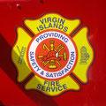 """2014-01-09 Charlotte Amalie / St.Thomas-Island - ISV:  """"Feuerwehr? """" - © reinhard uhlich"""