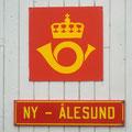 """2010-07-03 Ny Alesund / Svalbard - NOR:  """"Nördlichstes Postamt der Welt"""" - © reinhard uhlich"""