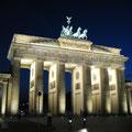 """2008-07-26 Berlin - GER:  """"Brandenburger Tor by night"""" - © reinhard uhlich"""