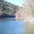 Le rio Gallego 1h de route Zone à Brochet et Grosses truites