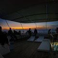 Sunset on Deck
