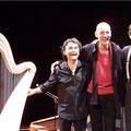 mit Kiko Pedroso und Hansi Zeller