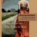 Flyer Buchpremiere - Vorderseite
