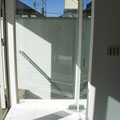 2階の玄関