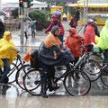 Fahrradsternfahrt 2011