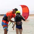 Kiten,Kiten lernen,Ägypten,Safaga,Sonne,Fun