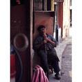 Mittagsruhe -  Schmied in Heraklion, Kreta
