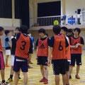 20分練習試合した後、国大と慶医さんごちゃまぜで試合をしました