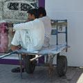 Dans les rues du vieux Dubai